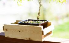 Wooden-Planter